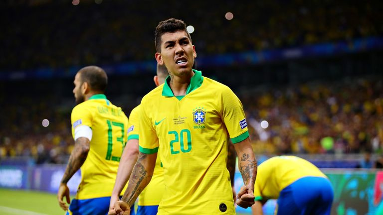 Brazil are without a trophy since 2007, but Roberto Firmino will be hoping to change that