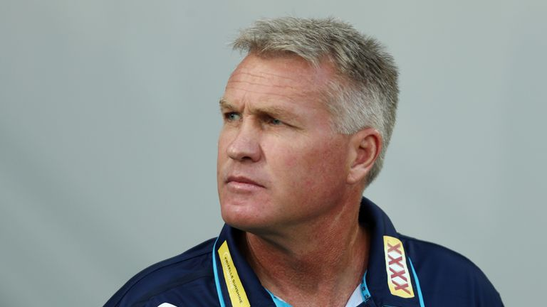 Garth Brennan has been sacked by the Gold Coast Titans after a 12th defeat of the season