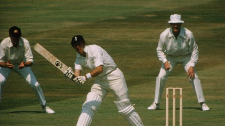 Geoffrey Boycott scored his 100th first-class hundred as England won by an innings and 85 runs
