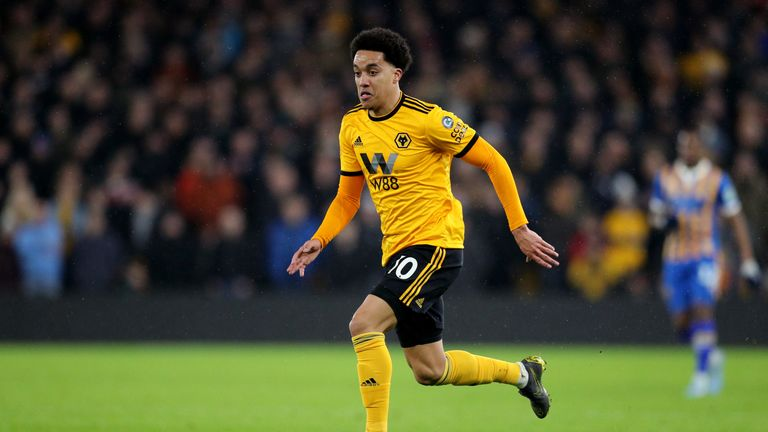 Helder Costa is one of two Wolves loanees who could make a splash in the second tier