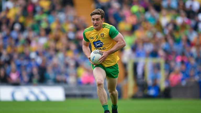McFadden and his team-mates beat Meath in the Division 2 final