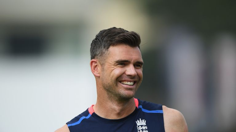 James Anderson says that 'Test cricket is the pinnacle of our sport'