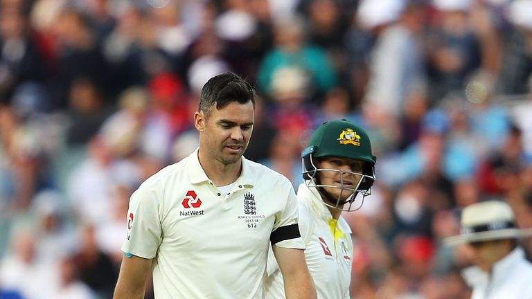 James Anderson plays with Mahmood at Lancashire and possibly for England one day