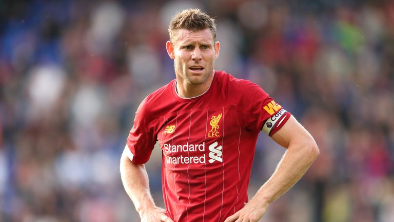 James Milner won the Premier League twice with Manchester City