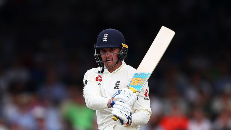 England captain Joe Root says Jason Roy might be better suited to batting at number four.