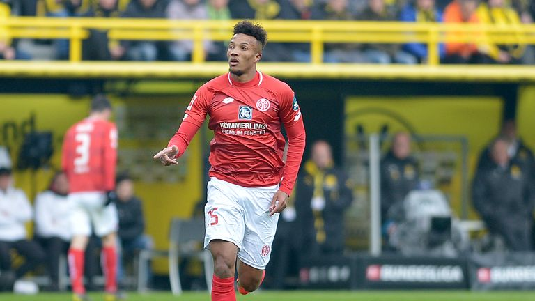 Jean-Philippe Gbamin originally joined Mainz from RC Lens in 2016