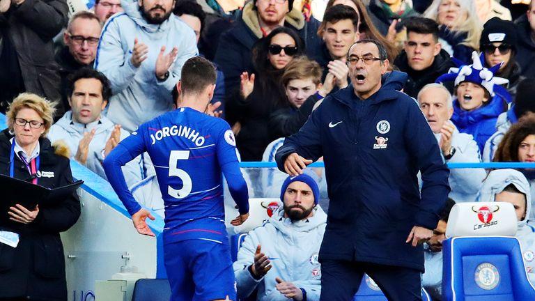 Maurizio Sarri war nur eine Saison lang Manager von Chelsea