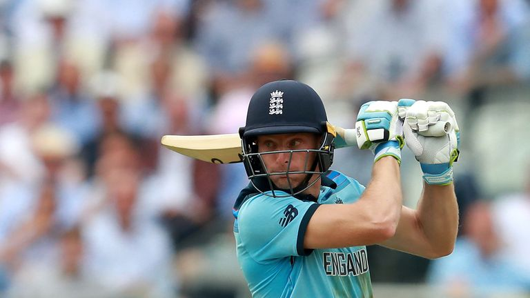 Hales replaces Jos Buttler, who is unavailable for the Thunder because of international commitments