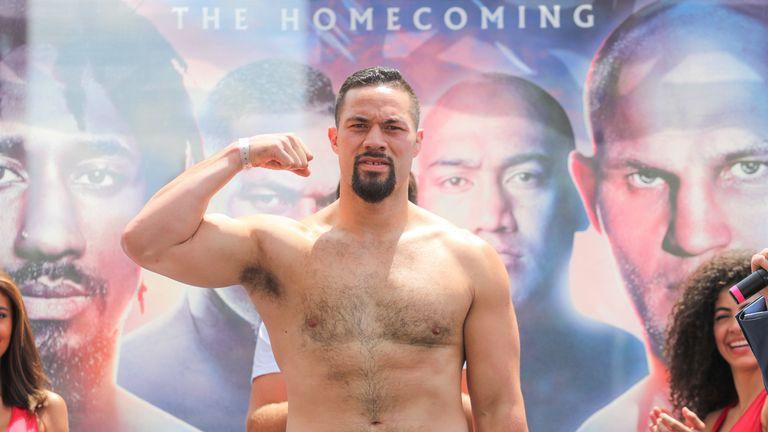 Whyte vs Rivas: Joseph Parker open to Derek Chisora fight on Anthony Joshua undercard | Boxing News |