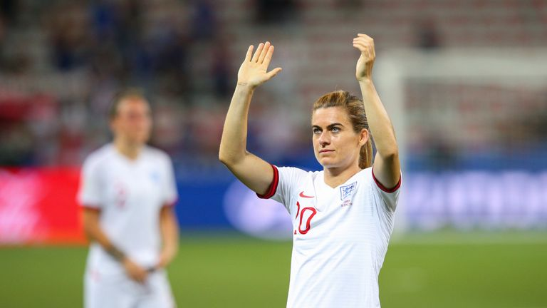 Karen Carney will hang up her boots after this weekend's England Women's World Cup game with Sweden.