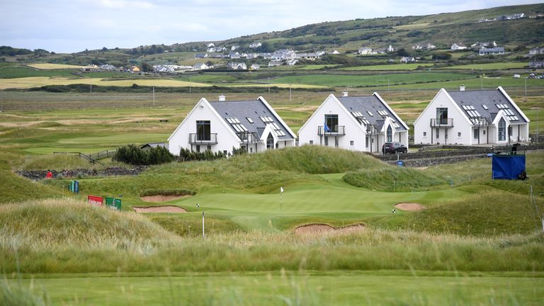 McGinley feels playing at Lahinch will be great preparation for Royal Portrush