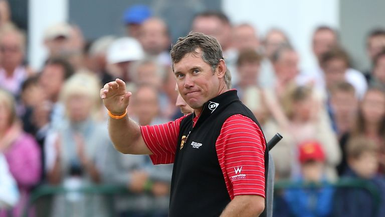 Westwood lost out during the final round at Muirfield in 2013