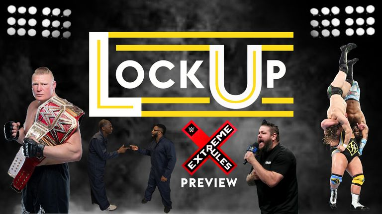 The Lock Up crew return with an in-depth look at Sunday night's Sky Sports Box Office event, Extreme Rules