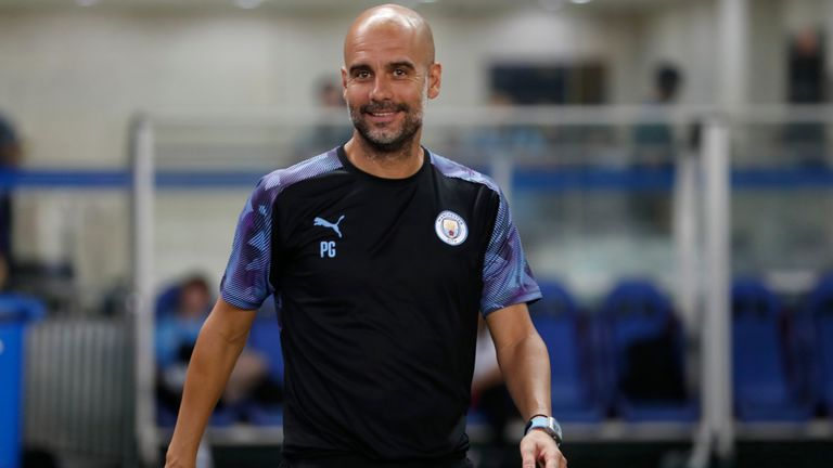 Pep Guardiola: Manchester City mentality won't change after last season's success