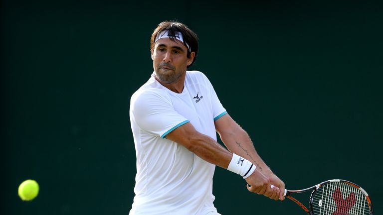 Marcos Baghdatis rose to a career-high No 8 in the world