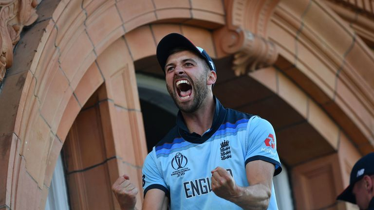 Mark Wood came through the England Pace Programme with Mahmood