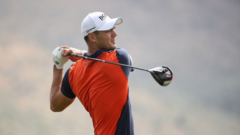 Kaymer, 69th, is looking to break into the top 50 and qualify for the season-ending DP World Tour Championship