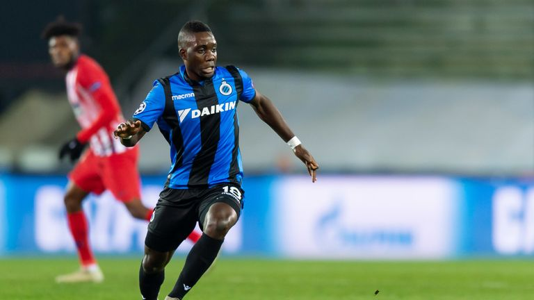 Marvelous Nakamba is set to become Aston Villa's 11th signing of the summer