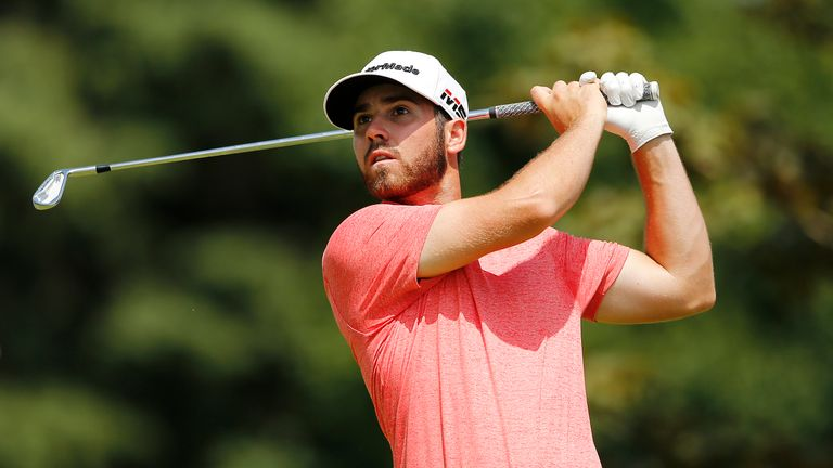 Wolff is playing only his third PGA Tour event since turning pro