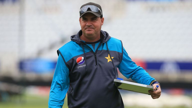 Mickey Arthur hopes to extend his contract as head coach of Pakistan
