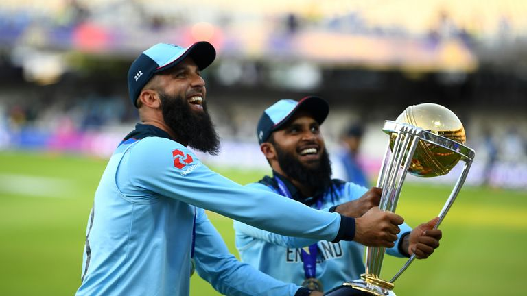 World Cup: Moeen Ali hopes England's diversity can impact society and bring people together