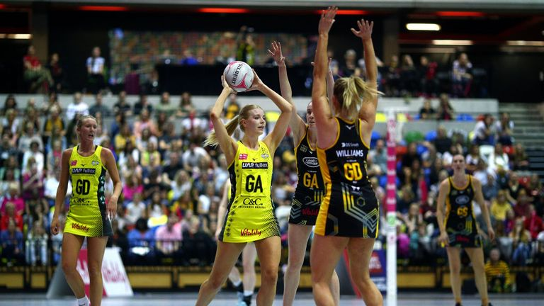 Manchester Thunder and Wasps Netball will meet at the Season Opener