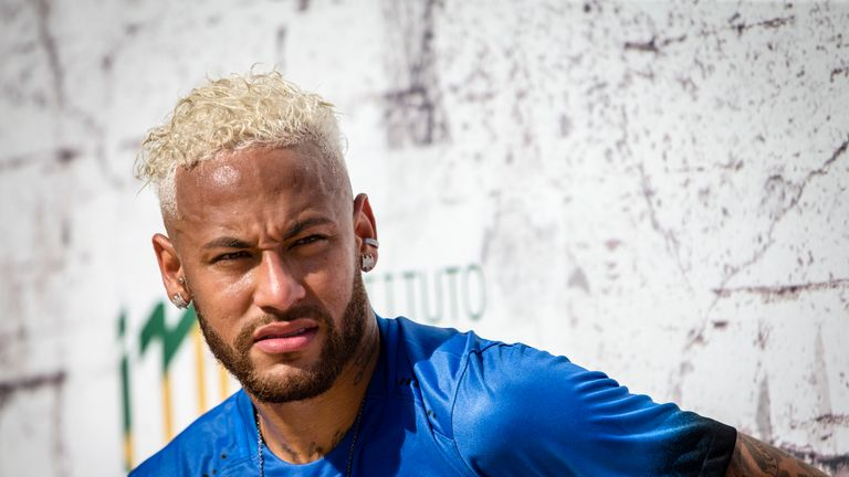 Neymar's future is still yet to be decided