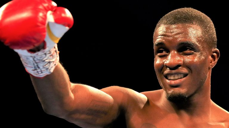 Ohara Davies won The Golden Contract by edging out Tyrone McKenna