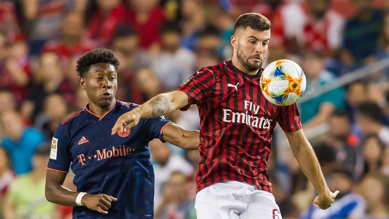 Wolves close in on £17m signing of AC Milan striker Patrick Cutrone
