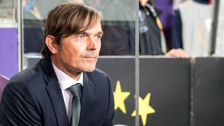 Phillip Cocu is Derby's choice to replace the Chelsea-bound Frank Lampard as manager, Sky Sports News understands