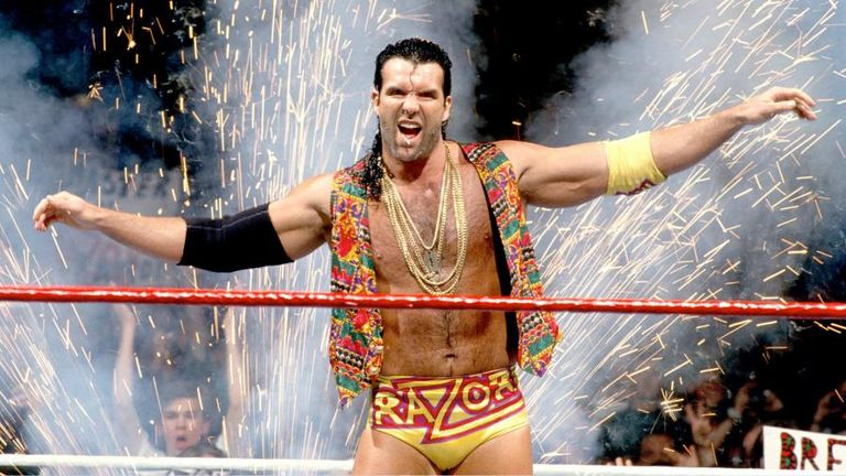 Scott Hall is due to be back on WWE television, and has interestingly been billed as Razor Ramon