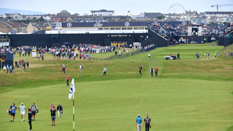 Royal Portrush can take The Open to a new level