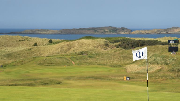 The 16th hole is called 'Calamity' for good reason