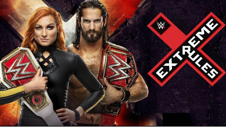 Extreme Rules is live on Sky Sports Box Office on July 14