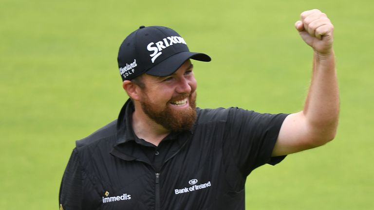 Take a look at all of Shane Lowry's best moments from all four rounds at The Open at Royal Portrush.