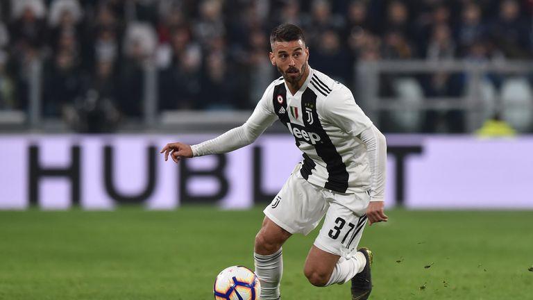 Leonardo Spinazzola has joined Roma from Juventus