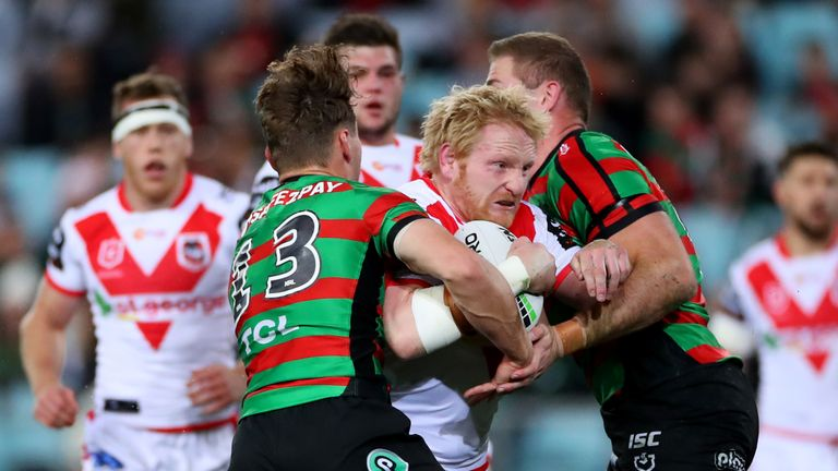 James Graham is closing in on a career milestone