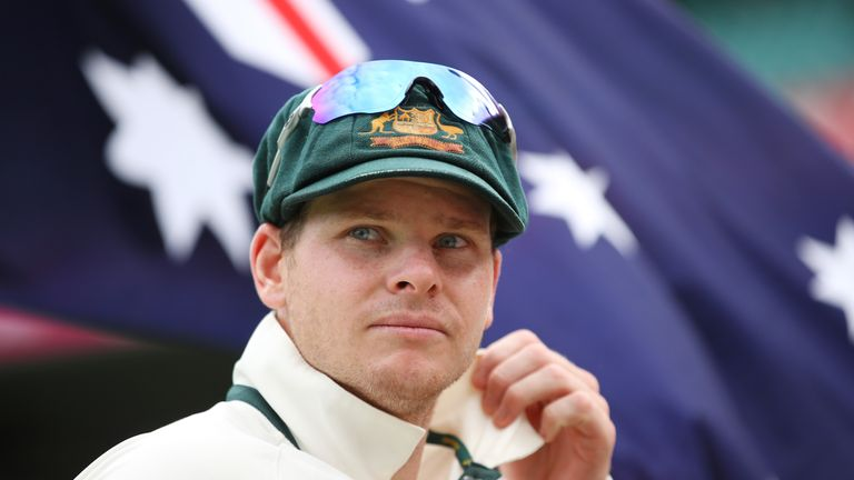 Steve Smith has been heckled by England fans during the Ashes