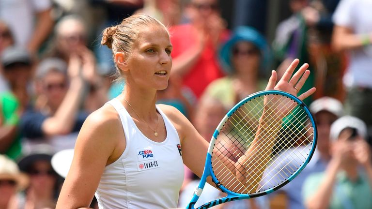 The Czech star is keen on the men's ATP and women's WTA tours joining forces