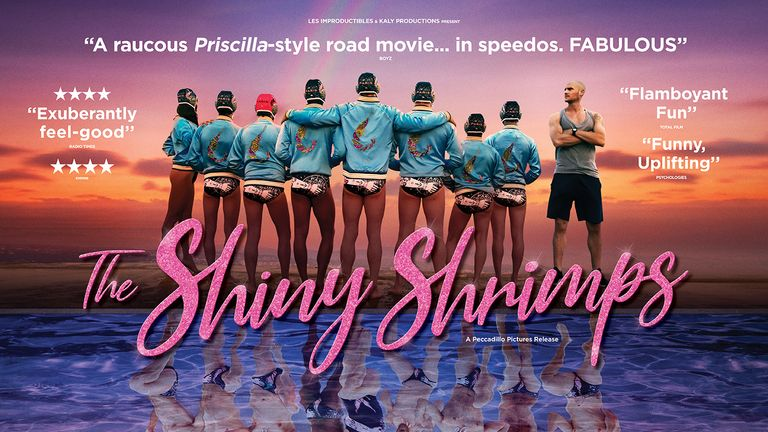 'The Shiny Shrimps' has been a big hit on the film festival circuit this summer