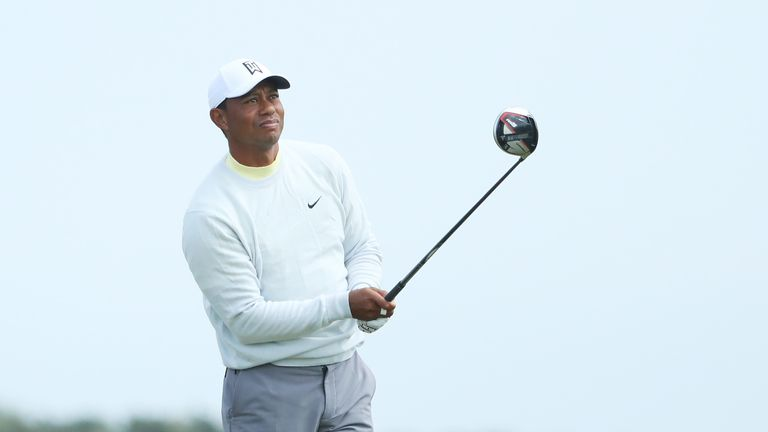 Woods has cut back his schedule to prolong his career