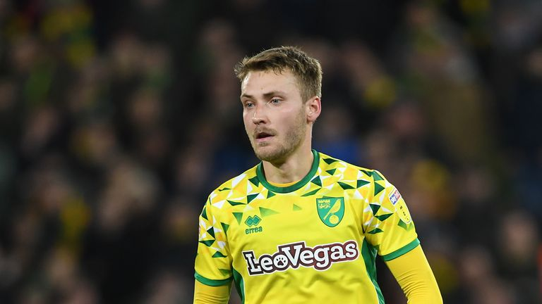 Tom Trybull is also staying put at Norwich