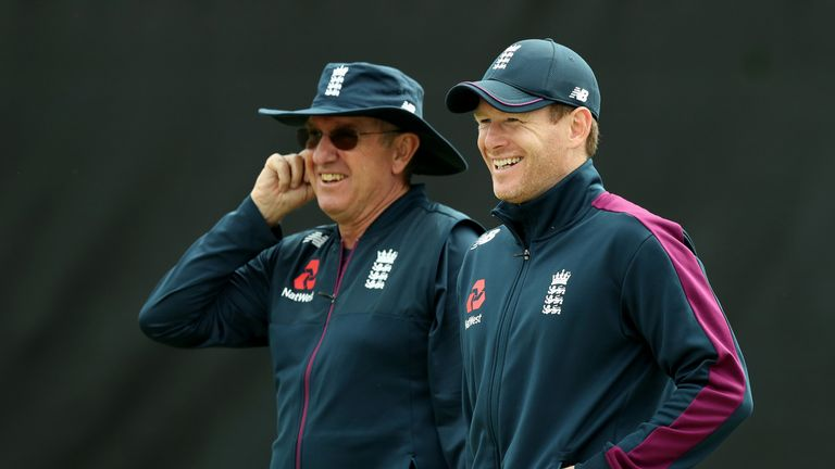 Trevor Bayliss believes there is more to come from Eoin Morgan