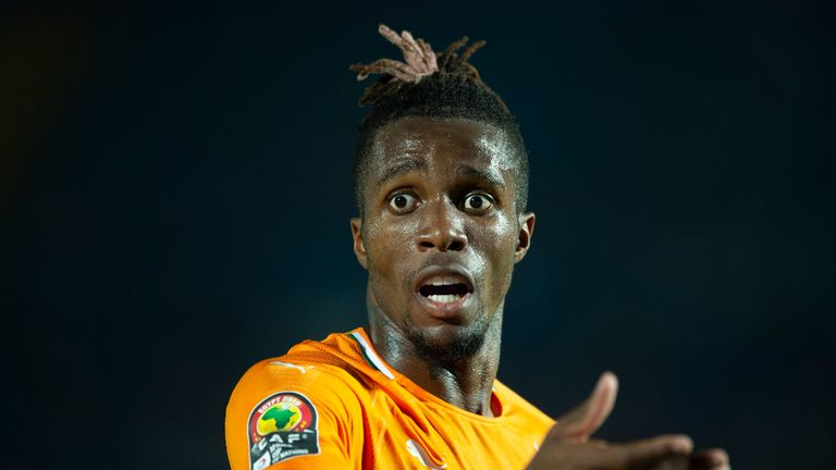 Zaha is understood to favour a move that will keep him in London