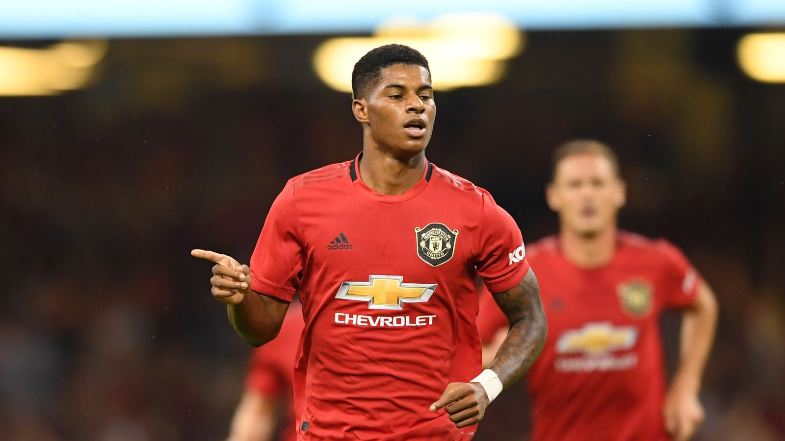 Marcus Rashford exclusive: Manchester United are back to