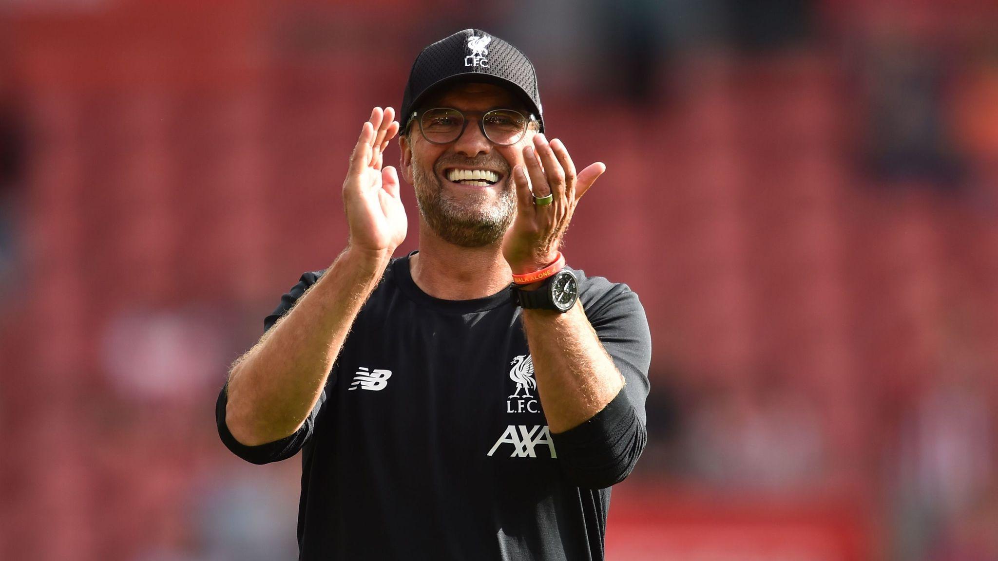 Liverpool vs Arsenal reaction: Jurgen Klopp beaming, David Luiz questions penalty decision