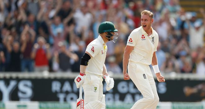 Burns Puts England in Dominating Position on Day 2