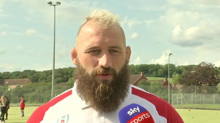 England prop Joe Marler has suggested there is a healthy rivalry in the squad and they are willing to call each other out