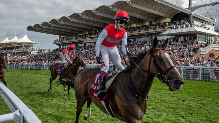 Deirdre on course for Champion Stakes at Ascot