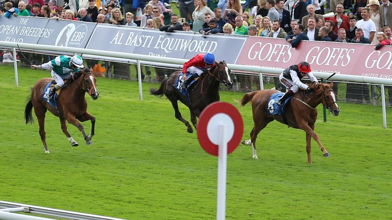 Search For A Song lands Galtres Stakes